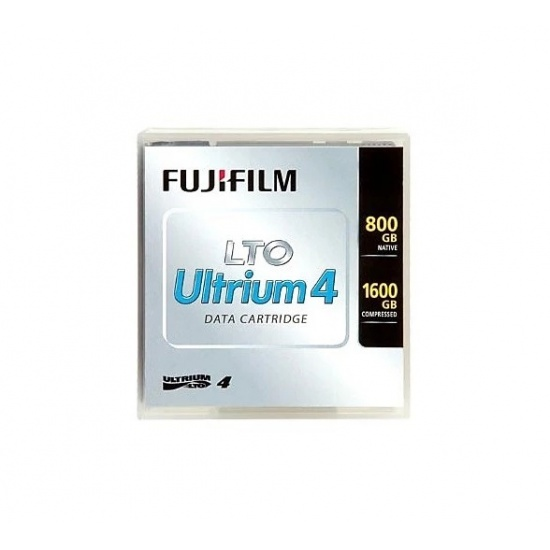 Fujifilm LTO Ultrium-4 WORM 1.6TB Data Cartridge Tape Image