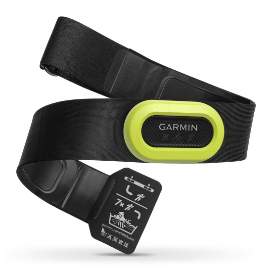 Garmin HRM-PRO Premium Heart Rate Monitor with ANT+ and Bluetooth Image