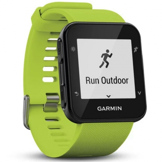 Garmin Forerunner 35 Fitness GPS Running Watch with HRM Limelight Edition Image