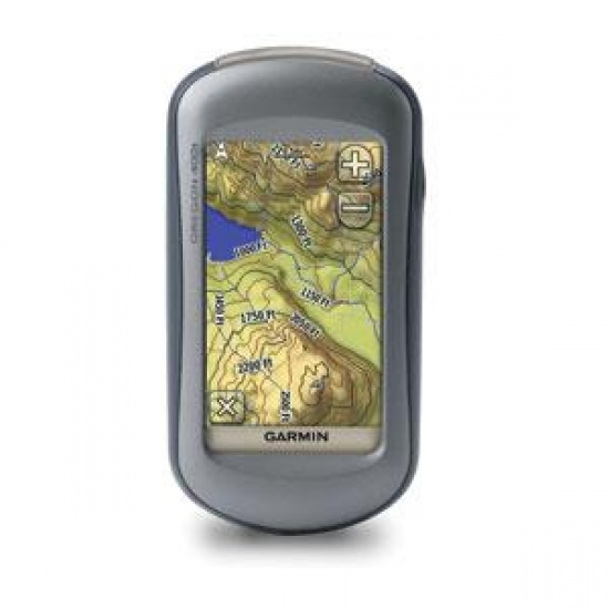 garmin recreational map of europe Garmin Oregon 400t Outdoor Handheld GPS system (Europe