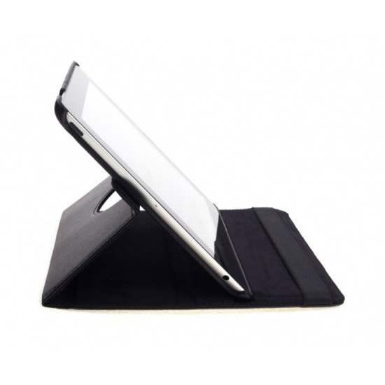 GEEQ iPad 2 Protective Case and Stand Black Image