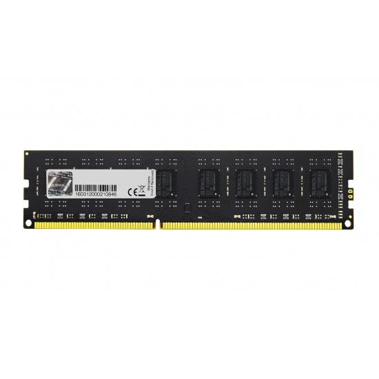 8GB G.Skill DDR3 PC3-10600 1333MHz CL9 NT Series Desktop Memory Module Image