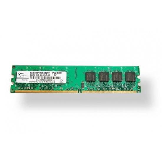 2GB G.Skill DDR2 PC2-6400 NT Series CL5 Single memory module Image