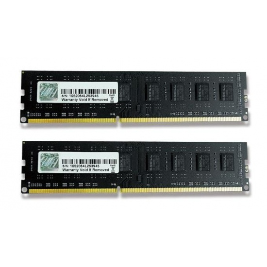 4GB G.Skill DDR3 PC3-10600 1333MHz NS Series (9-9-9-24) Dual Channel kit Image