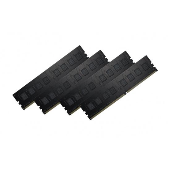 32GB G.Skill DDR4 NT Value Range 2400MHz PC4-19200 Quad Channel kit (CL15-15-15-35) 4x8GB Modules Image