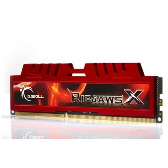 8GB G.Skill DDR3 PC3-14900 RipjawsX Series (10-11-10-30) Single module Image