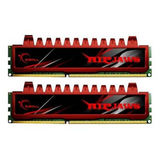 4GB G.Skill DDR3 PC3-10666 1333MHz Ripjaw Series (9-9-9-24) Dual Channel kit for Intel LGA1156 Core Image