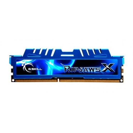 8GB G.Skill DDR3 PC3-12800 1600MHz RipjawsX CL9 (9-9-9-24) Single Desktop Module Image