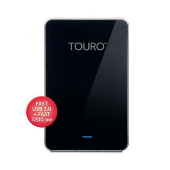 1TB HGST Touro Mobile Pro USB3.0 7200rpm Slim Portable Hard Drive Image