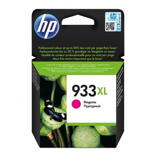 HP 933XL High Yield Magenta Original Ink Cartridge Image