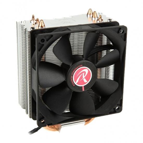 RAIJINTEK Themis 120MM Processor Cooler Fan Black Image