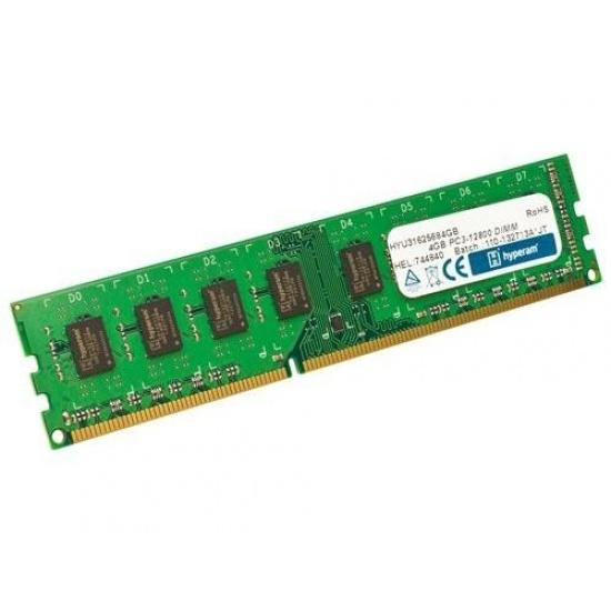 8GB Hyperam DDR3 1600MHz CL11 PC3-12800 Desktop Memory Module Image