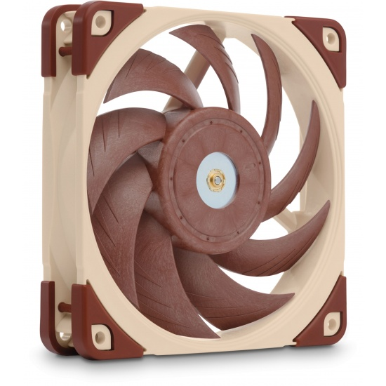 Noctua NF-A12x25 120mm 1200RPM Case Fan - Beige, Brown Image