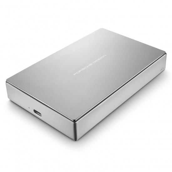 4TB Lacie Porsche Design 2.5-inch External USB3.0 Hard Drive Image