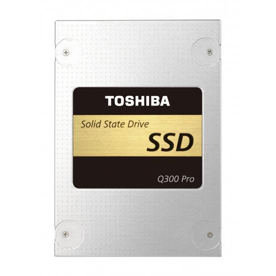 256GB Toshiba Q300 2.5-inch PRO SSD SATA 6Gbps Image