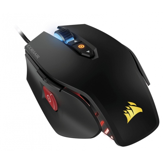 Corsair M65 Pro RGB USB Wired Gaming Mouse Black Image