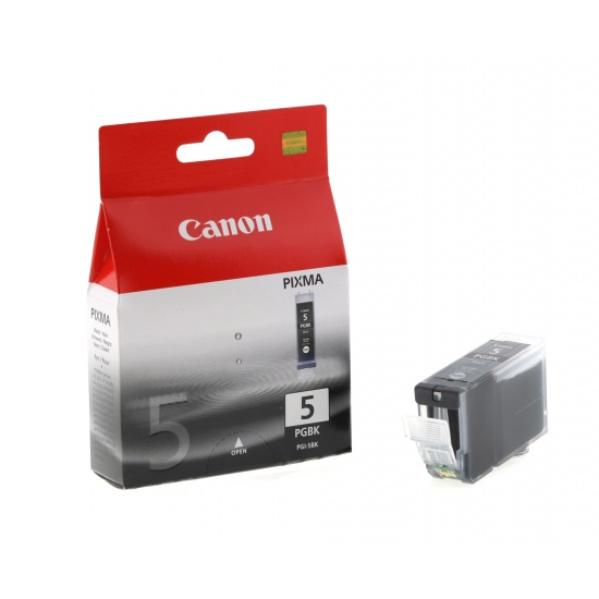 Canon PGI-5 Ink Cartridge Black Image
