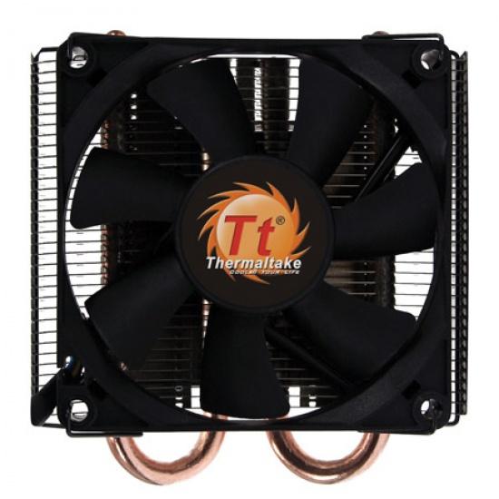 Thermaltake CLP0534 Slim X3 Low Profile CPU Fan for Intel LGA775 and LGA1156 Image