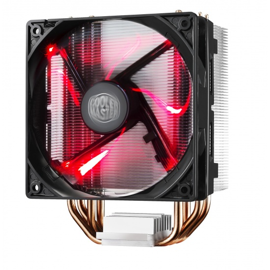 Cooler Master Hyper 212 LED RR-212L-16PR-R1 CPU Fan For Intel LGA 2011- v3/2011/1366/1156/1155/1151/1150/775 and AMD Socket FM2+/FM2/FM1/AM3+/AM3/AM2+/AM2 Image