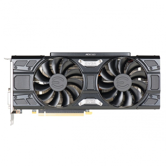 EVGA GeForce GTX 1060 FTW+ Gaming Graphics Card 3GB GDDR5 Image