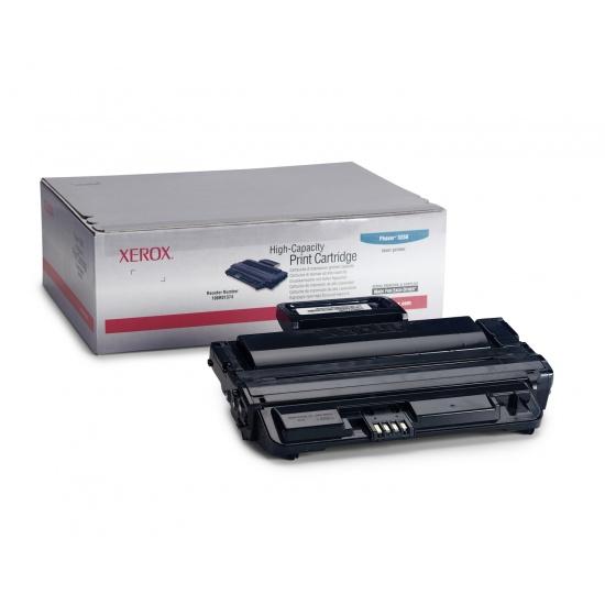 Xerox 3250 High Capacity Laser Toner Print Cartridge 5000 Pages Black 106R01374 Image