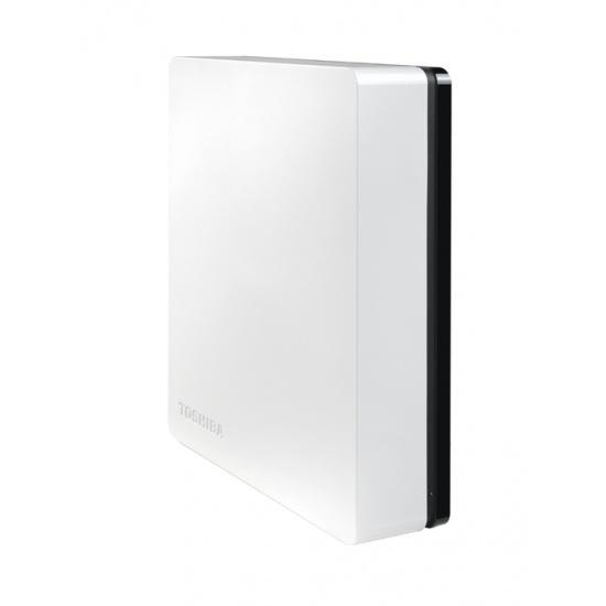 2TB Toshiba Stor.E Canvio USB3.0 External Desktop Hard Drive Black/White Image