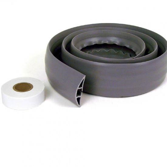Belkin Floor Cord Concealer Gray 180cm Image