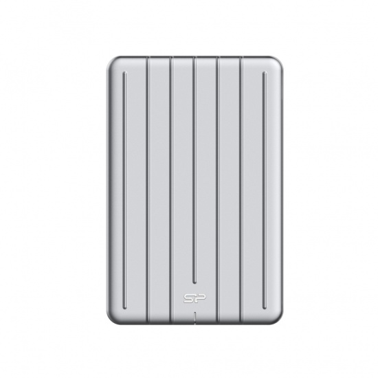 240GB Silicon Power B75 Portable External SSD - USB3.1 Type-C - Aluminum Image
