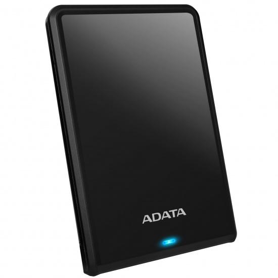 1TB AData HV620S USB3.1 Slim 11.5mm 2.5-inch Portable Hard Drive Black Image