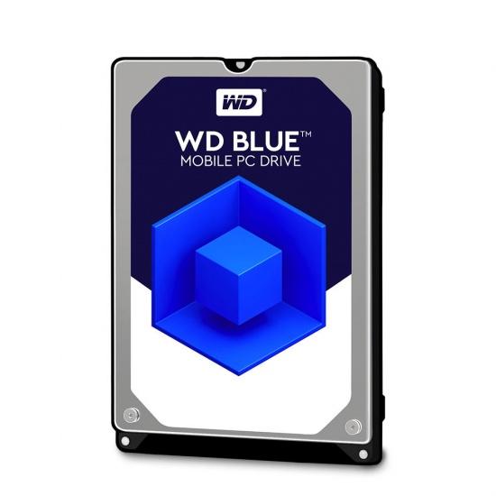 2TB WD Blue Mobile 2.5-inch Laptop Hard Drive 6G SATA 5400rpm 128MB Cache Image