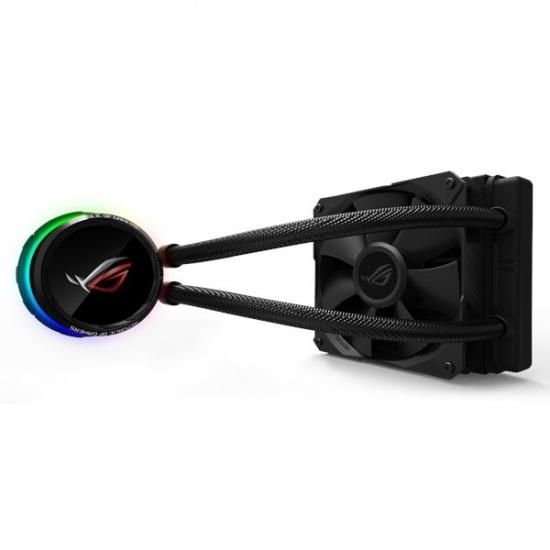 ASUS ROG RYUO 120 RGB Liquid CPU Cooler Image