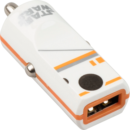 Star Wars BB8 USB Car Charger Image