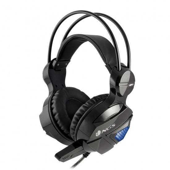 NGS Gaming Headset with LED lights - GHX-500 Image