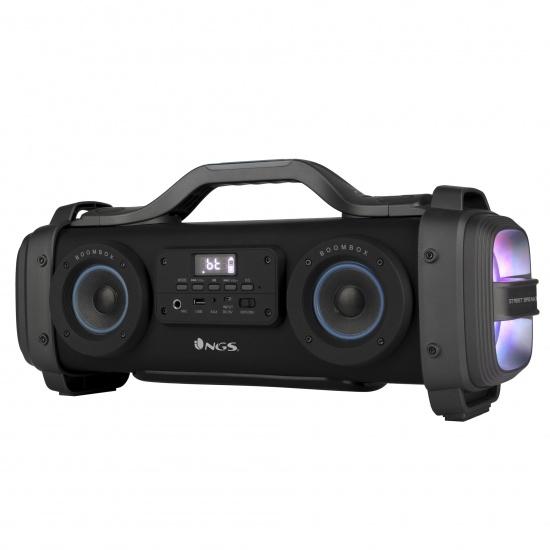 NGS 200W Premium 2.2 BT Portable Boombox Speaker System - StreetBreaker Image