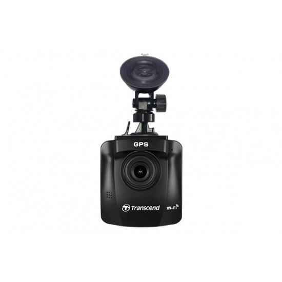 Transcend DrivePro 230 Car Video Recorder Dash Cam Full HD 1080p/30FPS with a 32GB Micro SD Card Included Image