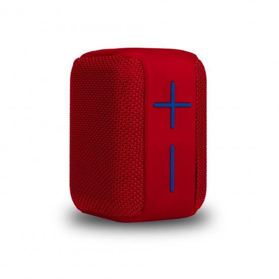 NGS 10W Wireless BT Speaker, Roller Coaster - Red Image