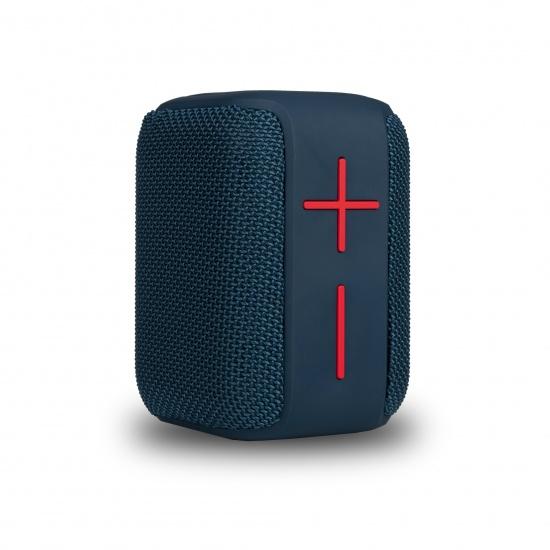 NGS 10W Wireless BT Speaker, Roller Coaster - Blue Image