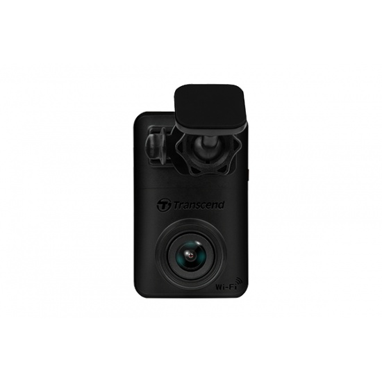 Transcend DrivePro 10 Car Video Recorder Dash Cam with Full HD 1080P 32GB Card Image