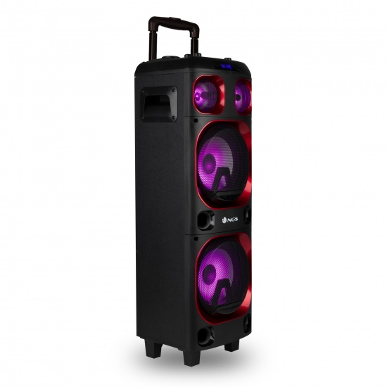 NGS 300W Wireless BT Double 8