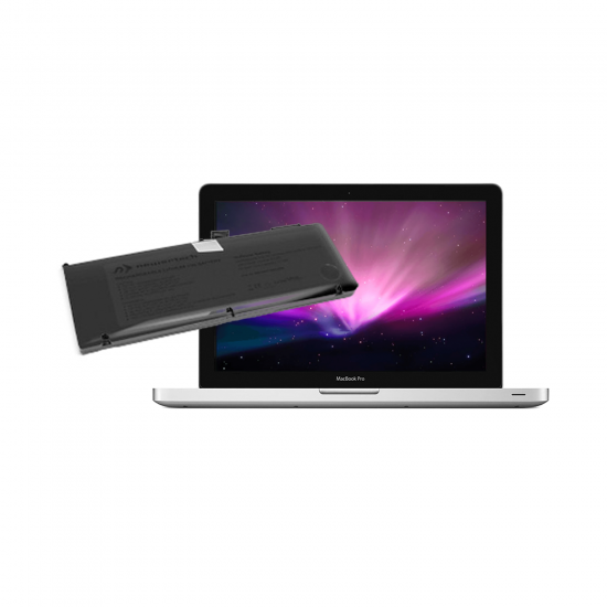 NewerTech 85 Watt-Hour Lithium-Ion Rechargeable Battery for MacBook Pro 15-inch Mid-2009 Image
