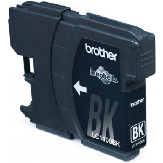 Brother LC-1100BK Black Ink Cartridge Image