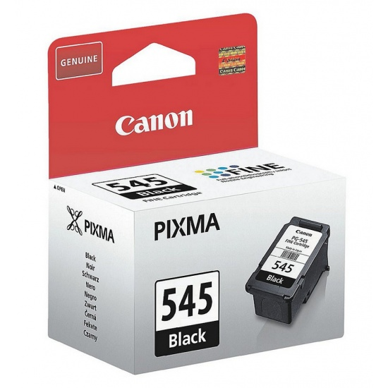 Canon PG-545 Black Ink Cartridge Image