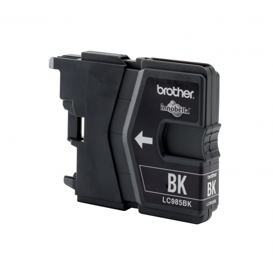 Brother LC985BK Black Ink Cartridge Image