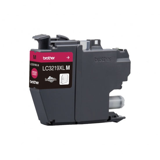 Brother LC-3219XLM Magenta Ink Cartridge Image