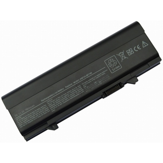 eReplacements 9-cell Lithium-Ion 7800mAh Laptop Battery for Dell Image