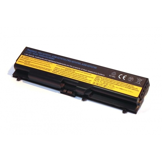 eReplacements 6-Cell Lithium-Ion 4800mAh Laptop Battery for Lenovo Thinkpad Image