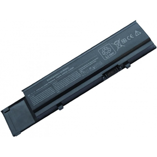 eReplacements 6-Cell Lithium-Ion 4800mAh Dell Rechargeable Battery Image