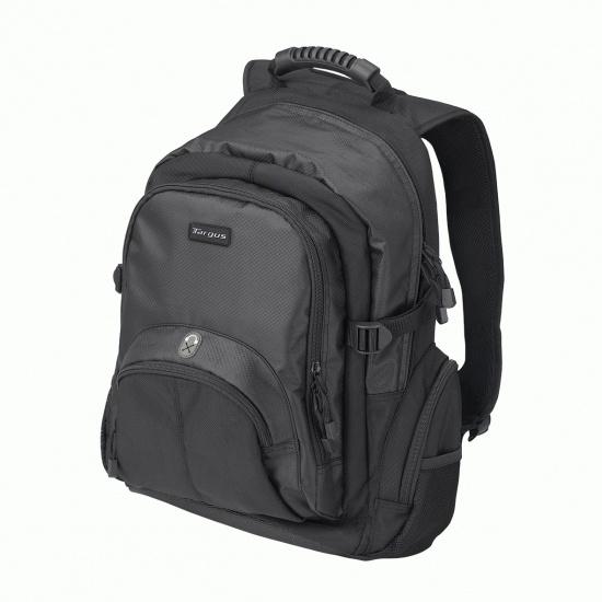 Targus CN600 15.6-inch Laptop Backpack - Black Image