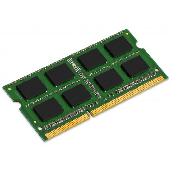 8GB Kingston ValueRAM DDR3 PC3-12800 1600MHz SO-DIMM CL11 Single Memory Module Image