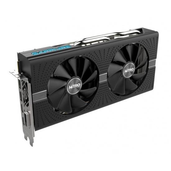 Sapphire Nitro AMD Radeon RX 570 8G GDDR5 PCI-Express Graphics Card Image